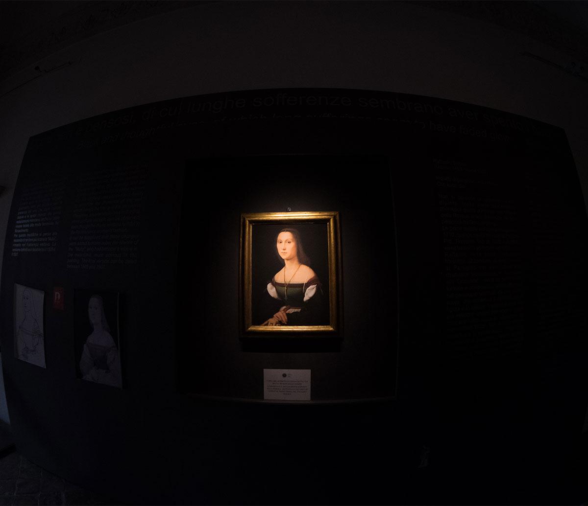 """""""La Muta"""" di Raffaello Urbino"""