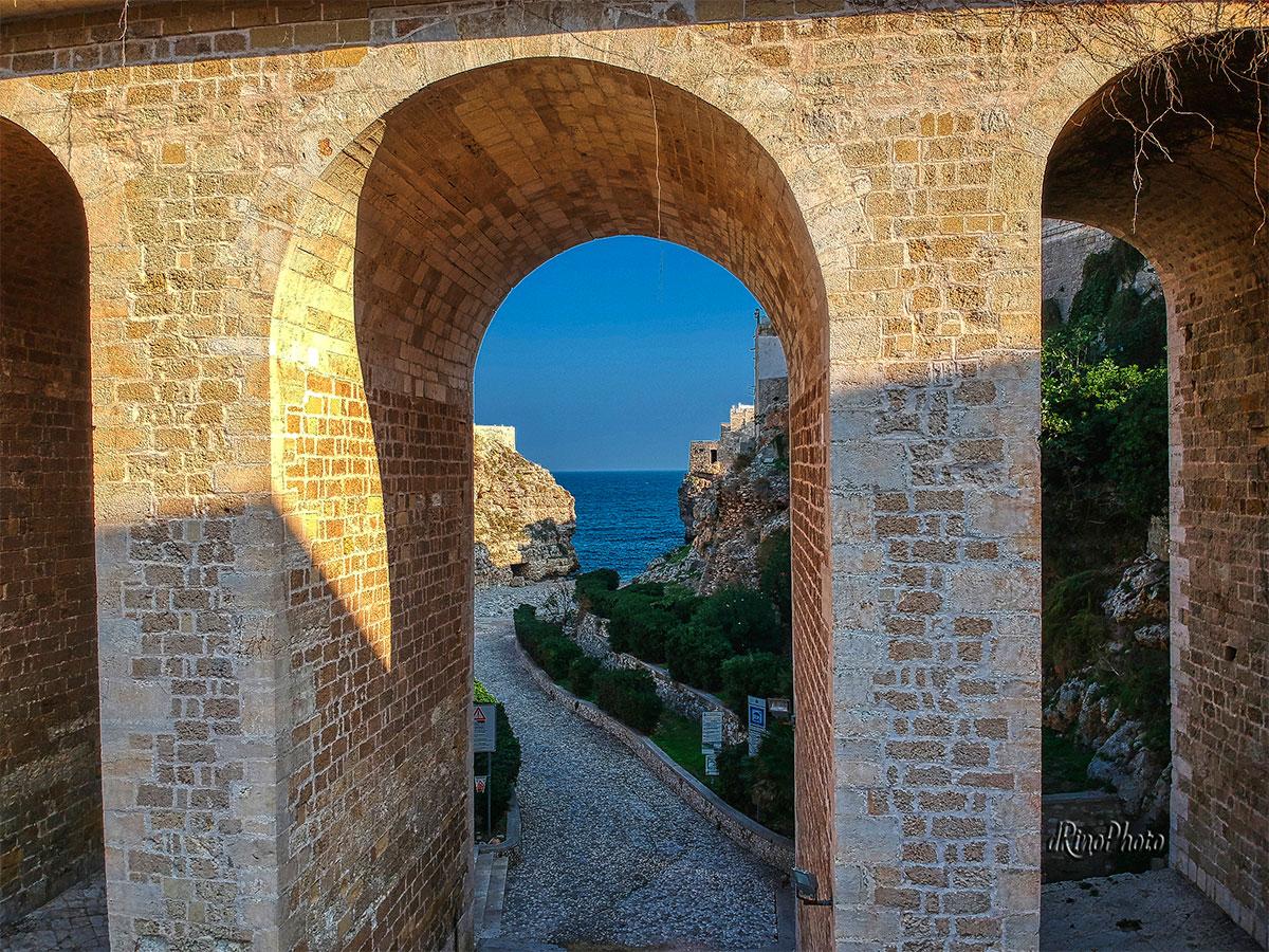Ponte Borbonico Polignano a Mare