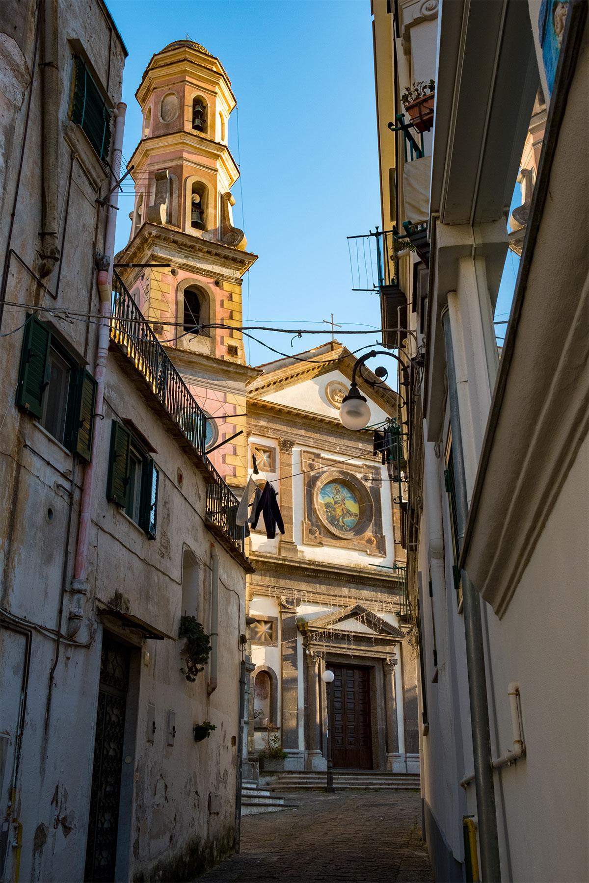 Duomo di Vietri sul Mare