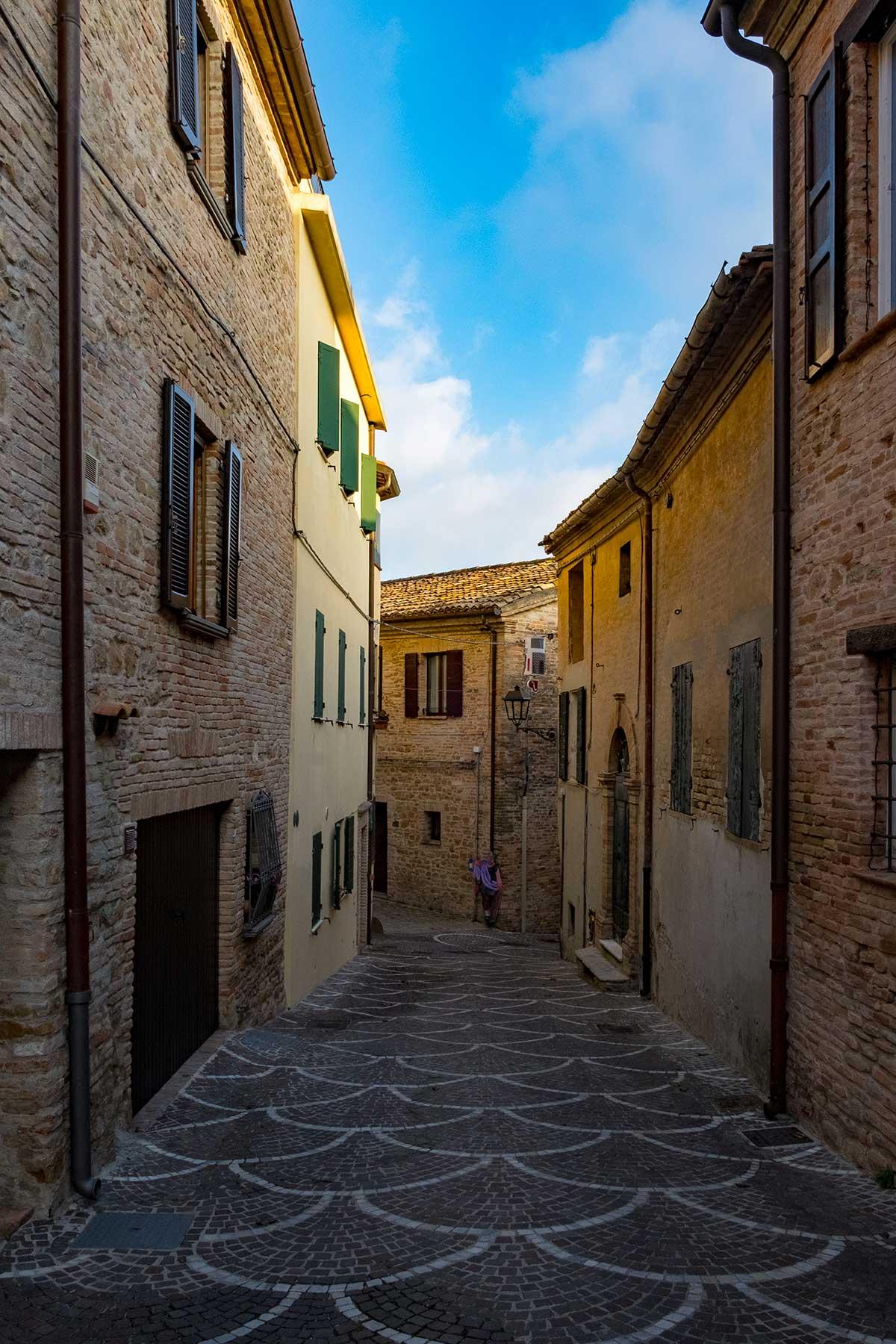 Borgo Fiorenzuola di Focara